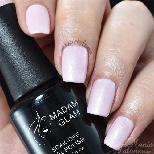 Madam Glam Gel Polish Flawless