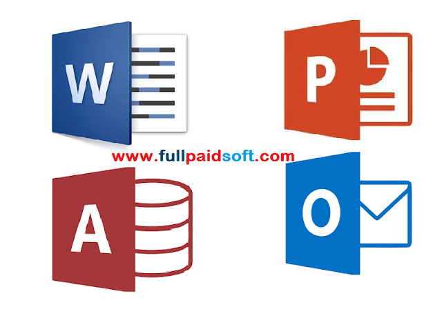 free download MS Office 2016 Professional 32 & 64 Bit