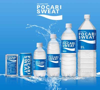 3 Fakta Pocari Sweat, Minuman Isotonik yang Menyegarkan!