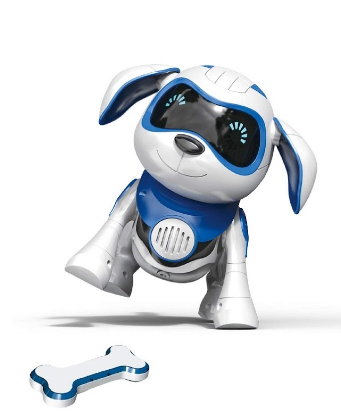 Wirless Robot Puppy 54% OFF + $3 coupon