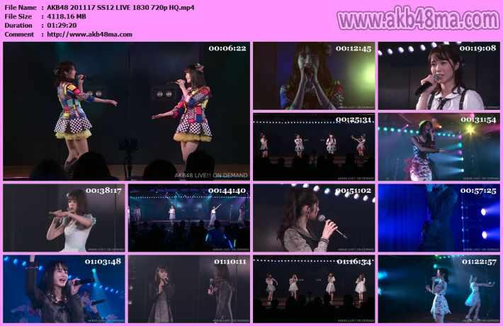 201117 AKB48「僕の夏が始まる」公演