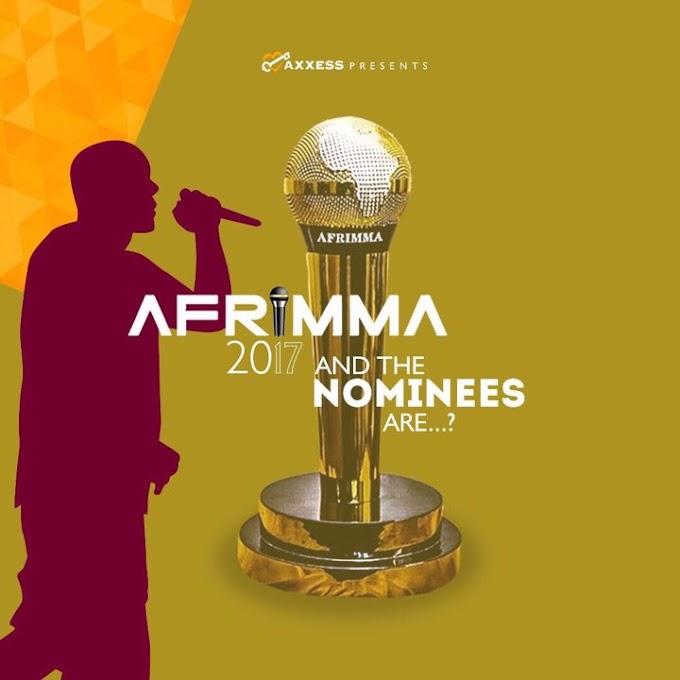 Stonebwoy, Becca, Sonnie Badu, Mr Eazi and more nominated for AFRIMMA 2017