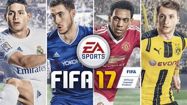 FIFA 17 tendrá demo el 13 de septiembre y ya sabemos los equipos 1