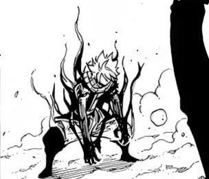 Kekuatan Etherious Natsu Dragneel