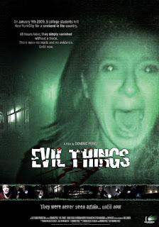 Watch Evil Things (2012) movie free online