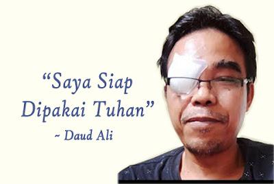 Kesaksian Mantan Muslim Daud Ali yang Dipenjara Karena Iman