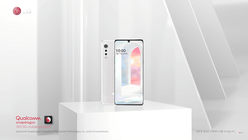 With Snapdragon inside