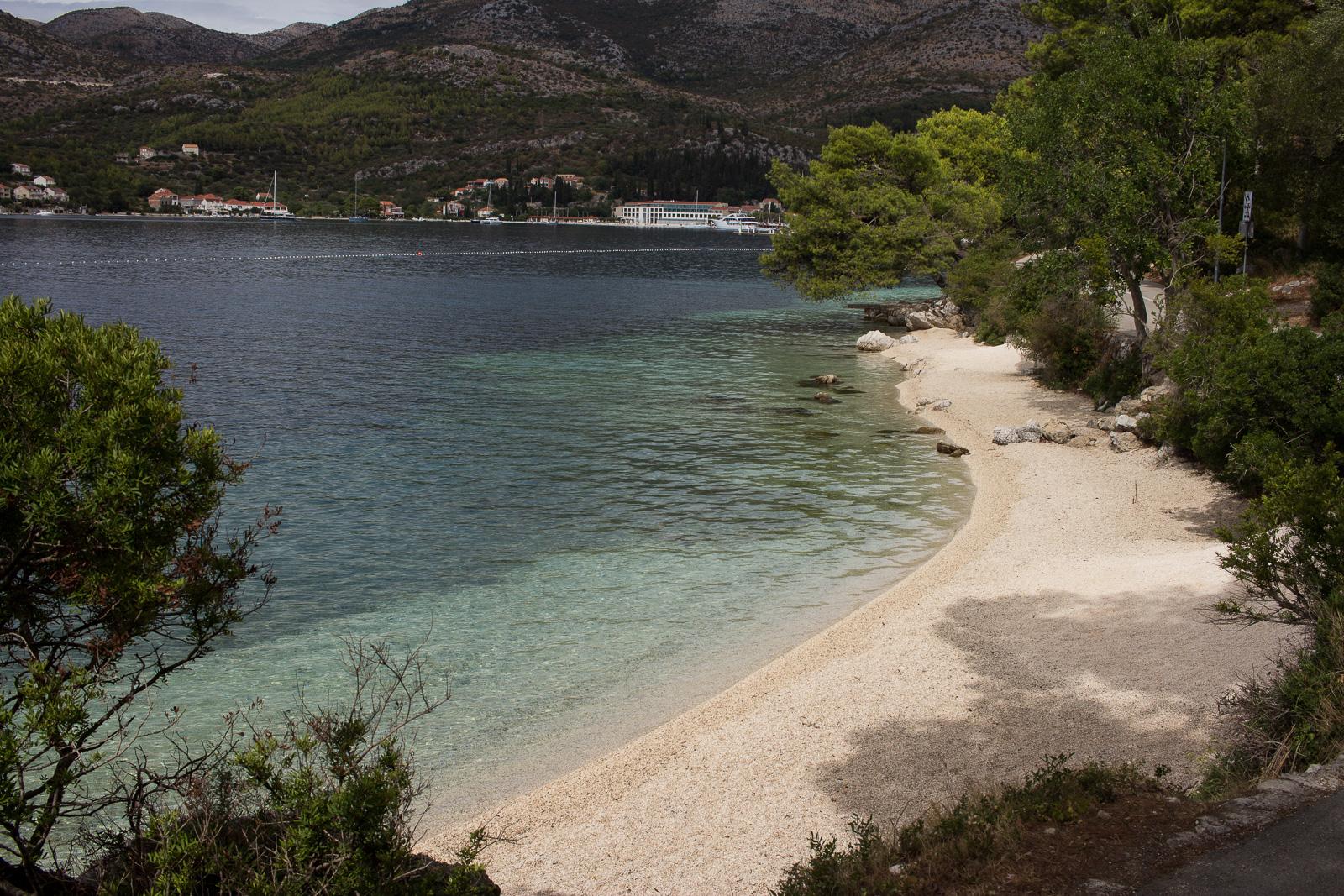 Slano Bay in der Nähe von Dubrovnik
