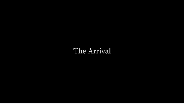 the arrival analysis