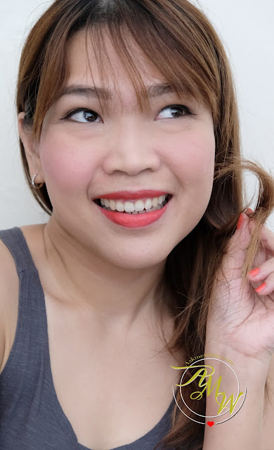a photo of Shawill Mineral Matte Lipstick Review By www.AskMeWhats.com Nikki Tiu