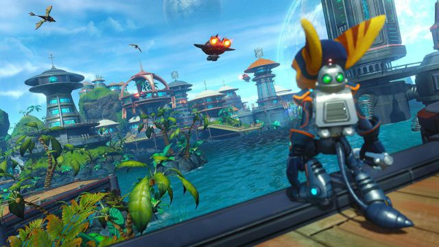 Ratchet & Clank on PS4 and PS5