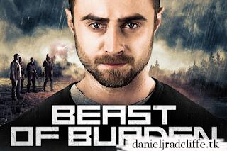 Beast of Burden: UK DVD artwork