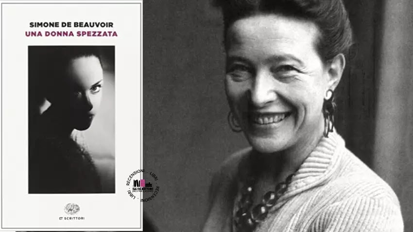 Recensione: Una donna spezzata, di Simone de Beauvoir