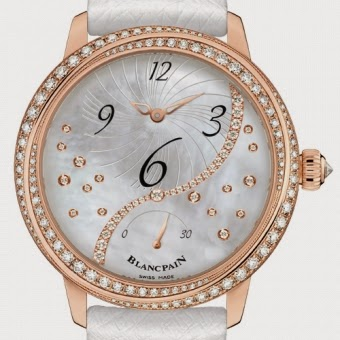 Blancpain Off-centred Hour