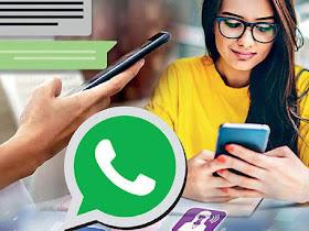 आपका पार्टनर किससे Whatsapp पर घंटों चैट करता है? इस ट्रिक का उपयोग करके पता करें