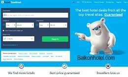 Booking HotelsCombined