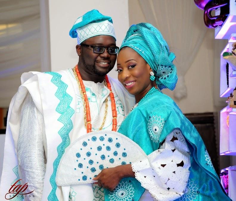 My Nigerian Wedding