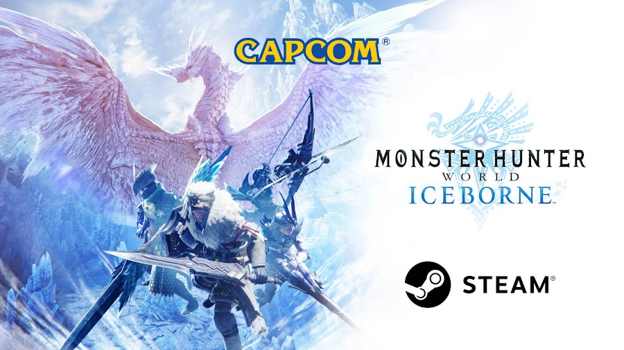 monster hunter world iceborne dlc expansion pc steam action rpg release date 2020 capcom