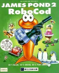 James Pond 2: Codename RoboCod