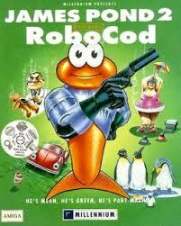 Jugar James Pond 2: Codename RoboCod