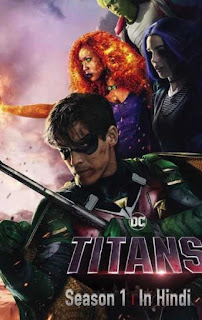 Download DC Titans Season 1 Dual Audio Hindi WEB-DL 720p