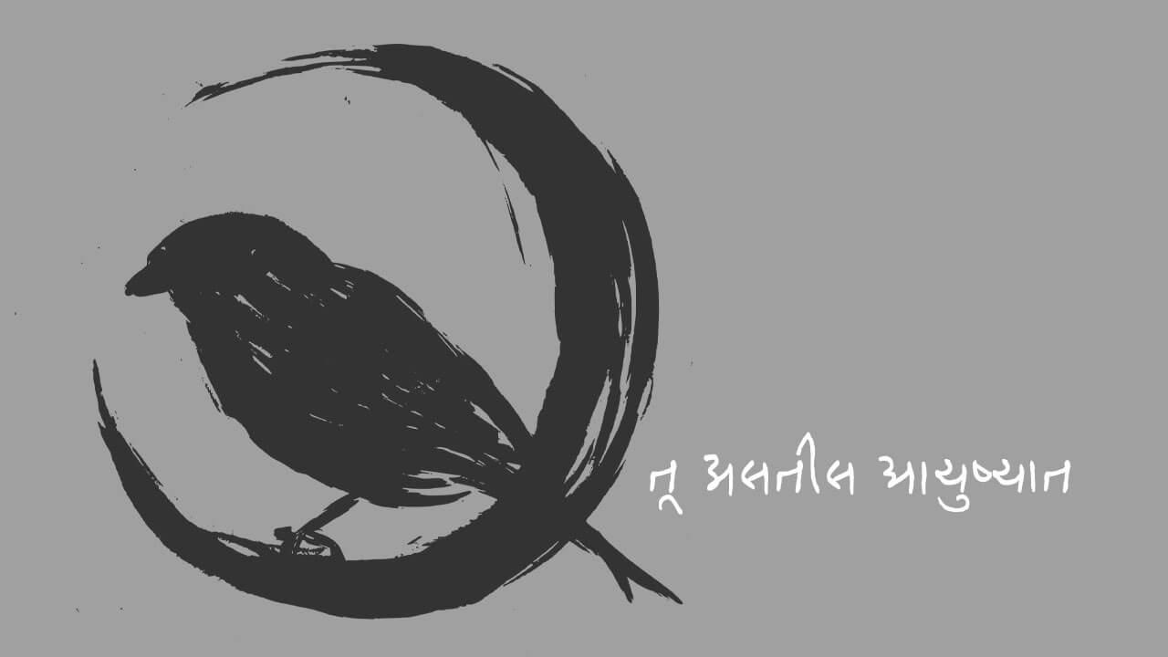 तू असतीस आयुष्यात - मराठी कविता   Tu Asatis Ayushyat - Marathi Kavita
