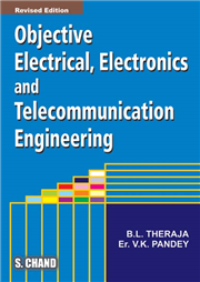 B.L.Theraja MCQs Book Of Electrical Electronics and Telecommunication Engineering
