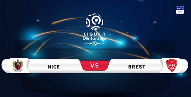 Nice vs Brest Prediction & Match Preview