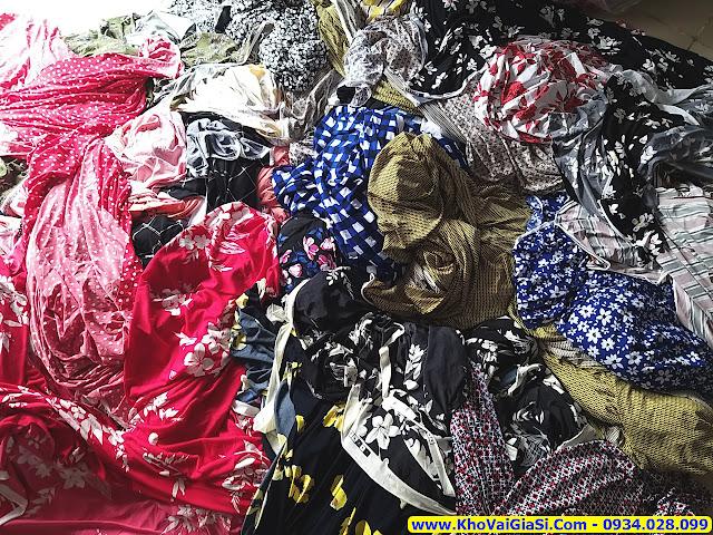 Vải thun atiway Hàn Quốc Tồn Kho Thanh Lý
