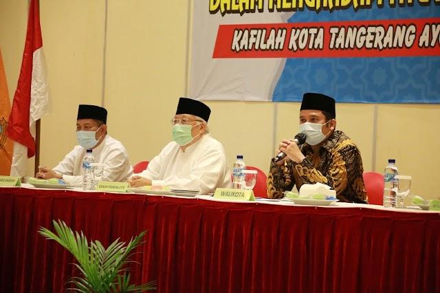 MTQ  Banten Siap Dilaksanakan, Kafilah Kota Tangerang Jalani Pemusatan Latihan
