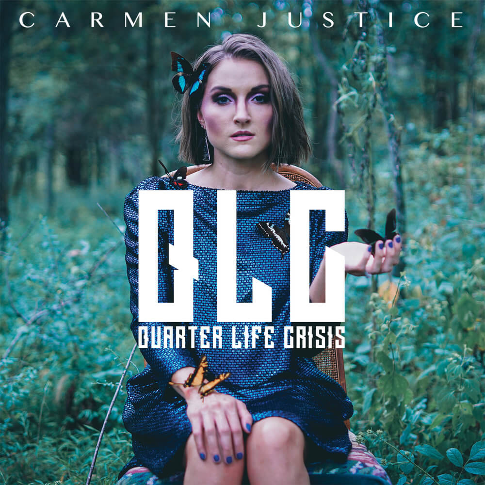 Carmen Justice Quarter Life Crisis 2018 English Christian Album Download