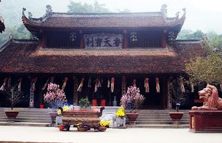 Những ngôi chùa cổ nổi tiếng nhất Việt Nam - 2