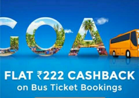 Paytm-Goa offer: Get Rs 222 cashback on bus rides to and from Goa; check Mumbai to Goa cheapest offers