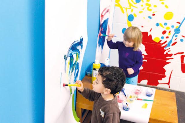 التربية عن طريق الفن