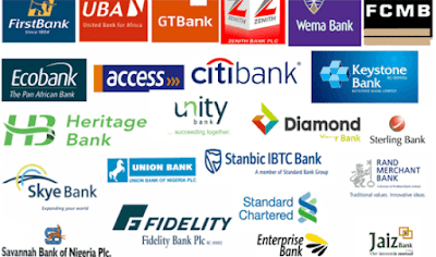 List of all Nigerian bank transfer USSD code