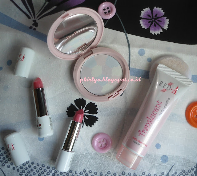 red-a cosmetics