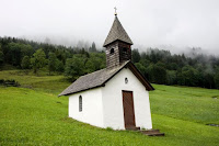 Tiny Alpine Church - Photo by Ingmar Nolte on Unsplash