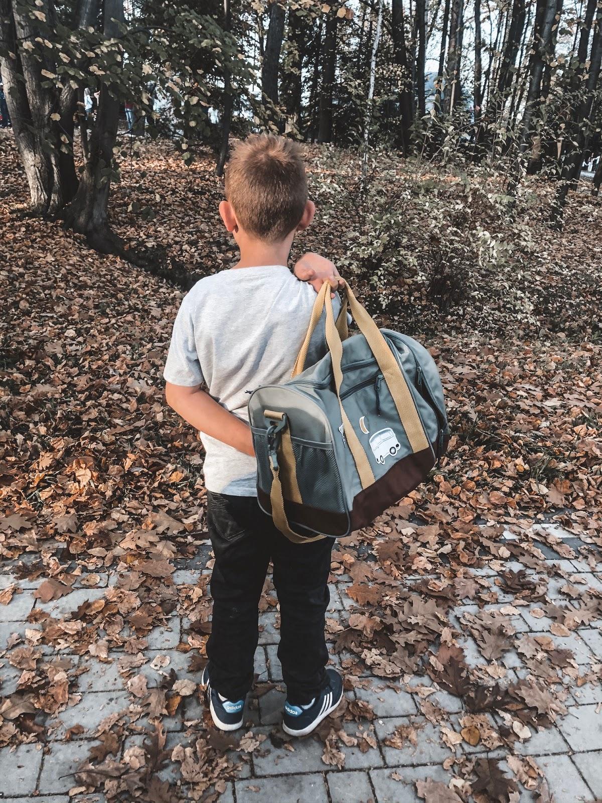 torba sportowa dla dzieci