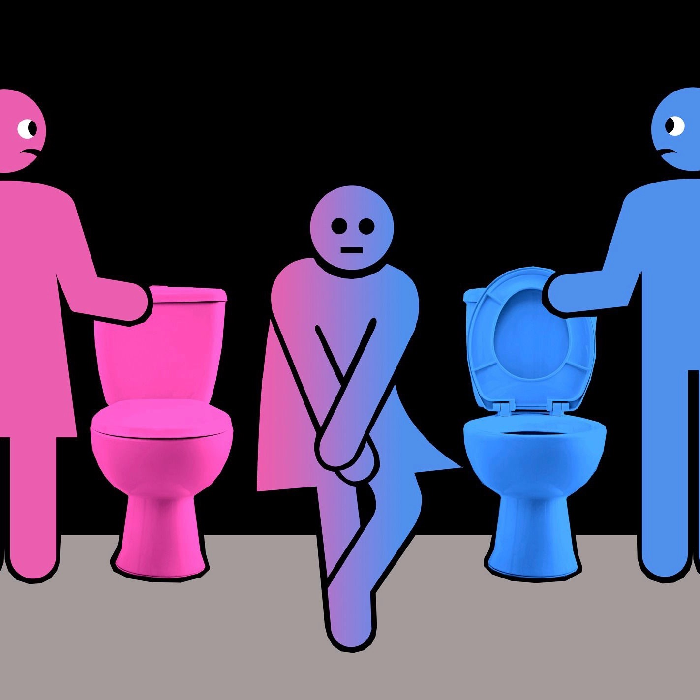 transgender bathrooms is a solution in search of a problem