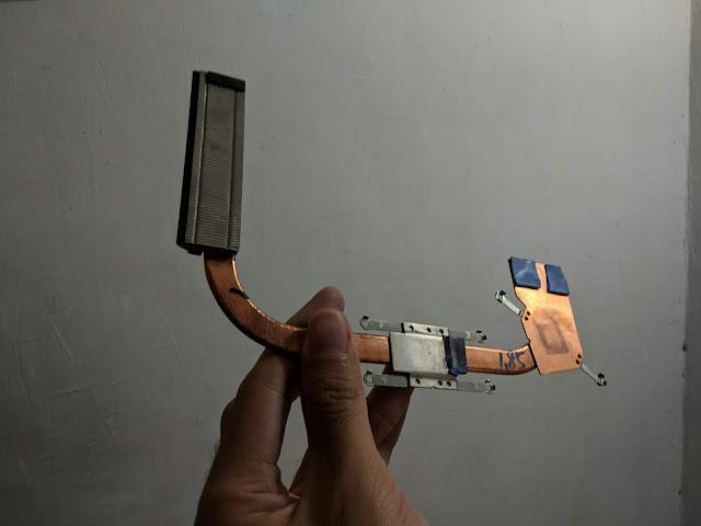 Cara Mengganti Thermal Paste Laptop Acer E5 476G