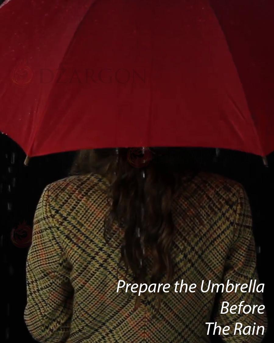 Sedia payung sebelum hujan a.k.a Saving money for rainy seasons