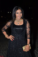 Sakshi Agarwal looks stunning in all black gown at 64th Jio Filmfare Awards South ~  Exclusive 050.JPG
