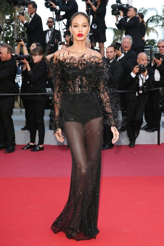 Joan Rodriguez Smalls in Roberto Cavalli Dress - Image 17
