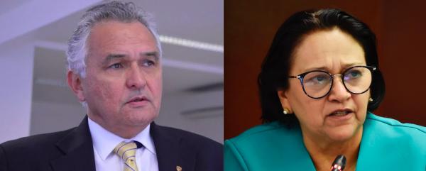 Deputado Federal General Girão (PSL) cobra Fátima Bezerra a devolução dos 5 milhões para compra de respiradores que jamais chegaram ao Rio Grande do Norte