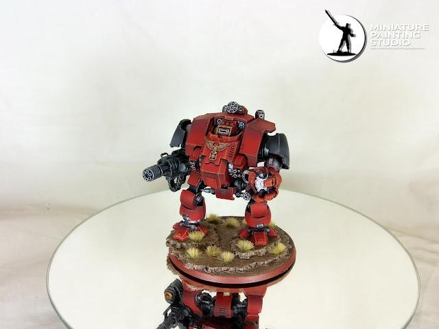 Redemptor Dreadnought Warhammer 40k