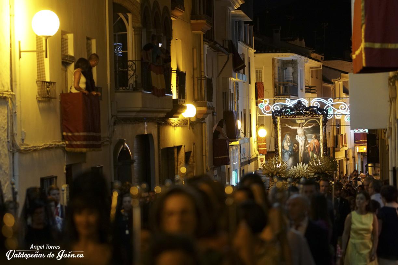 Procesión Cristo Chircales - Valdepeñas de Jaén