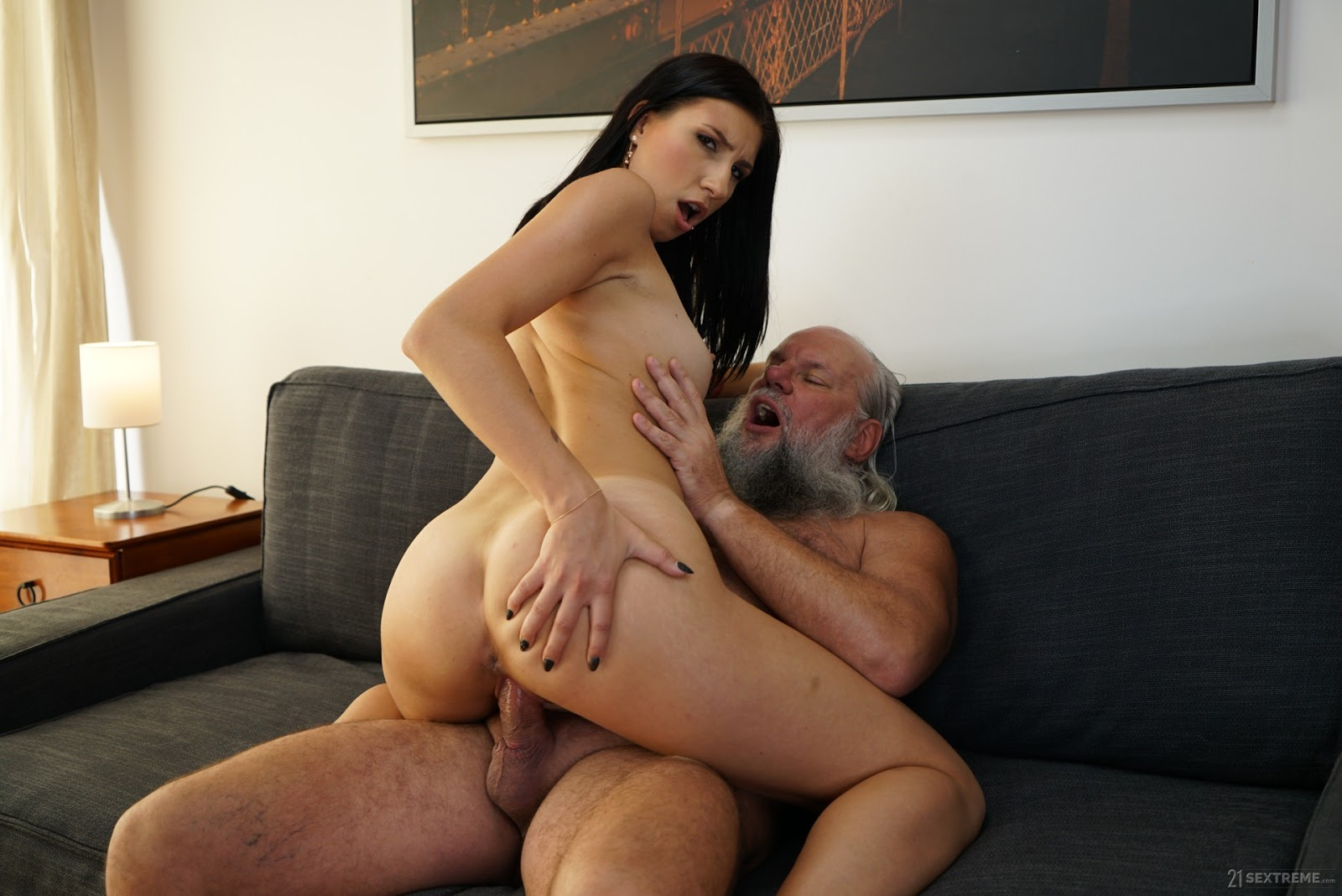 Craving Old Guys,21 SEXTREME, 4K, Anal, Threesome, Uncensored, Westen, Westen Porn,Albert ,HennaSsy