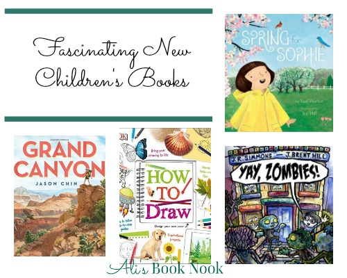 Fascinating New Books for Kids