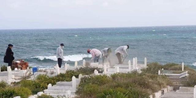 المهدية : 4 حالات وفاة لمصابين بكورونا