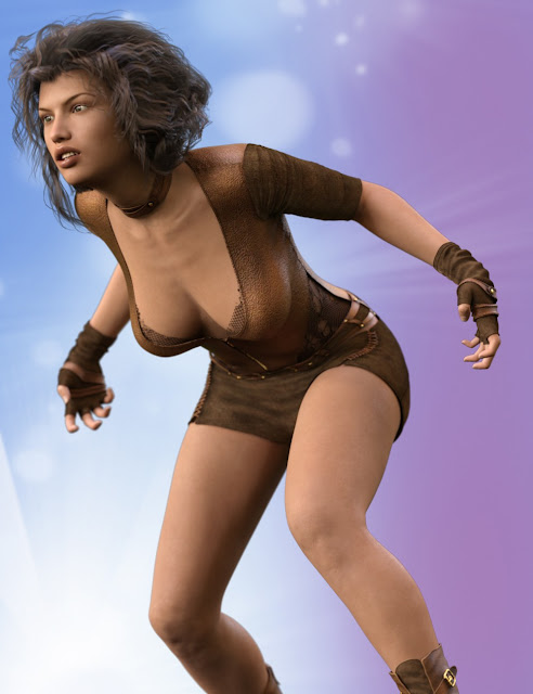 Creative Bodies for Genesis 3 Female